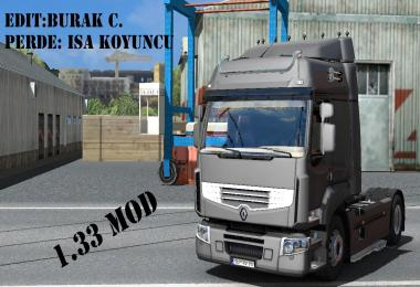 RENAULT TURKISH MOD 1.33.x