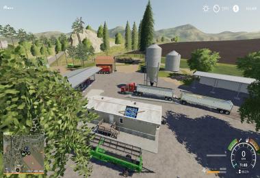 Road train v1.0.0