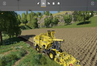 Ropa Potato Harvester Pack v1.0