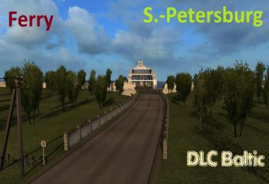 S.-Petersburg Port for DLC Baltic v1.0