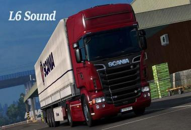 Scania L6 for R/streamline RJL/RS/ R4/ T 1.33