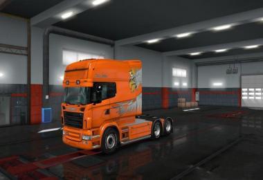 Scania Longline Skane Edition v1.0