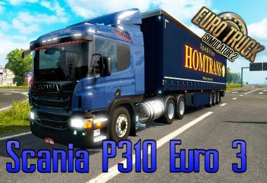 Scania P310 + Interior v1.0 1.33.x