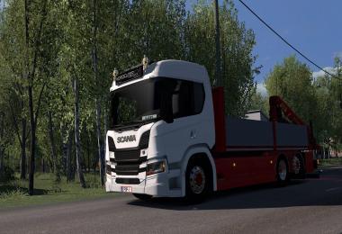 Scania P410 1.33.x