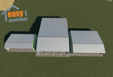 Small and Medium Easy 2 shed v1.0