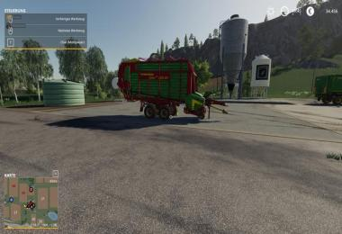 Strautmann Zelon loader wagons v1.0