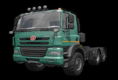 Tatra Phoenix 6x6 Agro Truck v2.0
