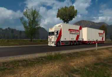 Toten Transport A/S Skincombo v1.0