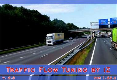 Traffic Flow Tuning by Illar Zuim v2.3