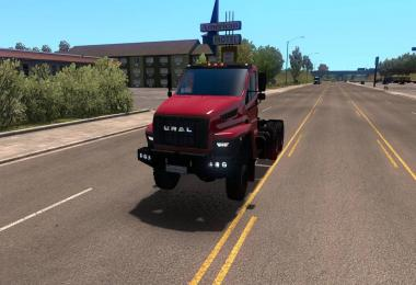 Ural Next for ATS 1.32-1.33
