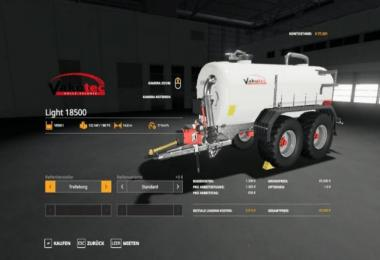 Vakutec Light 18500 Trailer v1.0