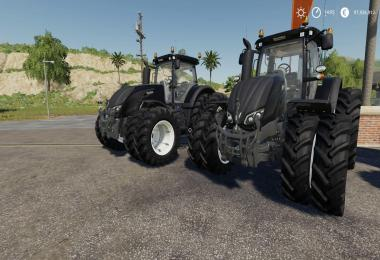 Valtra S by Stevie