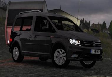 Volkswagen Caddy 2018 v1.0
