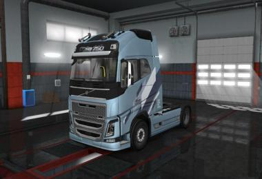 Volvo FH & FH16 2012 Reworked [Updated 07.12.2018] 1.33.x