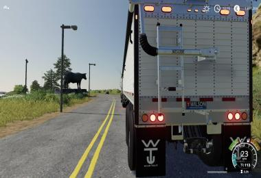Warrior Semi + Wilson Pacesetter Trailer v1.0