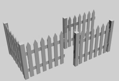 White fence pack v1.0