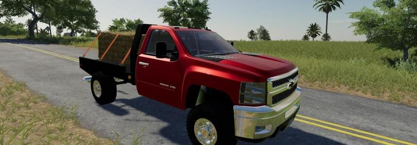 2010 Silverado 2500HD Flatbed v1.0