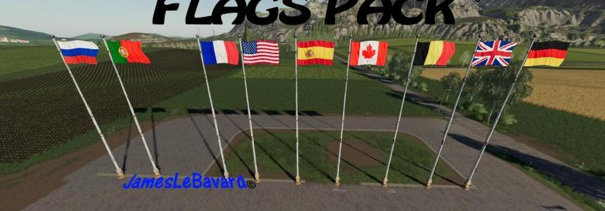Flags Pack v1.0.0.0