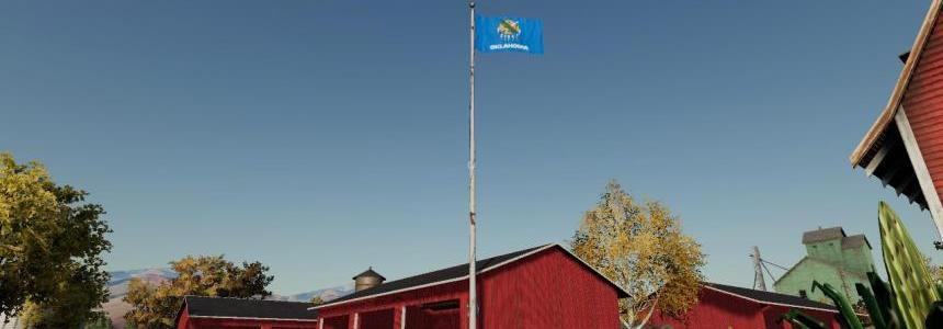 Oklahoma Flag v1.0.0