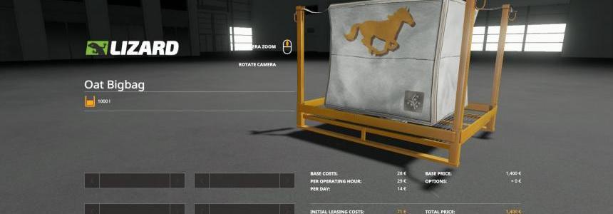 Horse Food Placeable v1.0.0.4