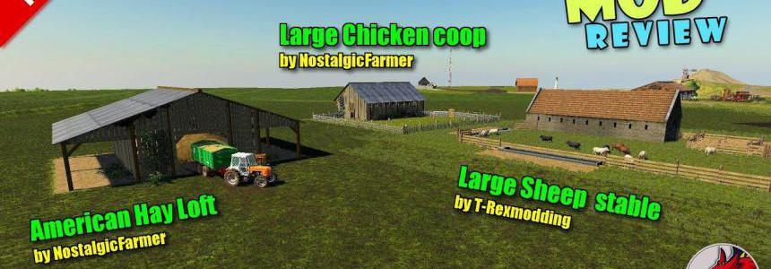 American Hay Loft v1.1.0.0