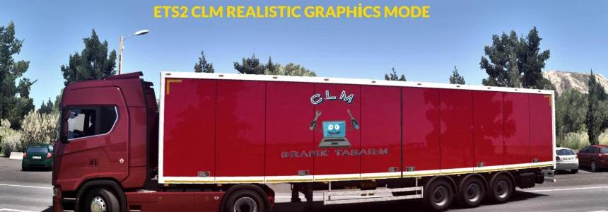 CLM Graphics and Redux Graphics Mods 1.33.x