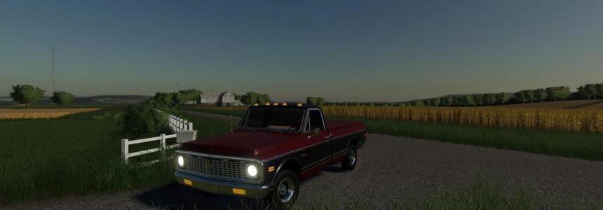 71 Chevy Long Bed v1.0