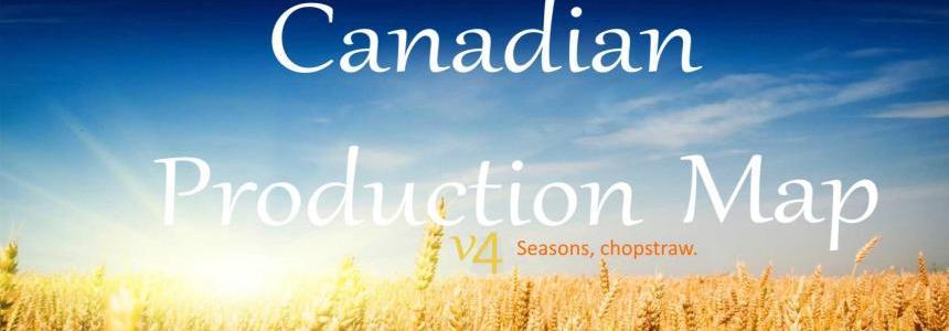 Canadian Production Map Seasons v4.5