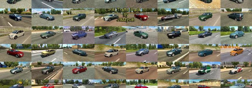 AI Traffic Pack by Jazzycat v9.2
