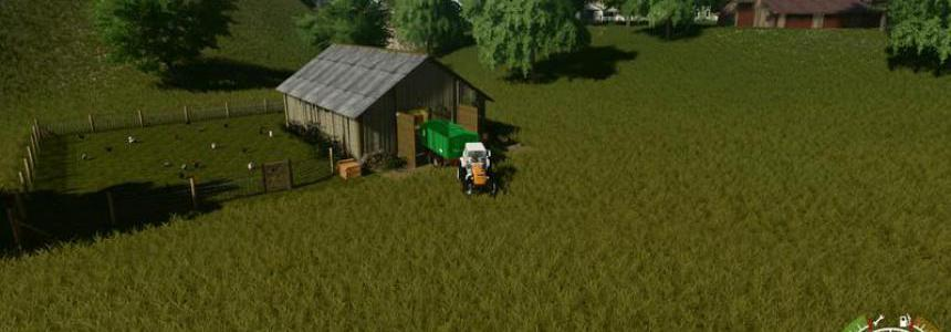 American chicken coop v1.1