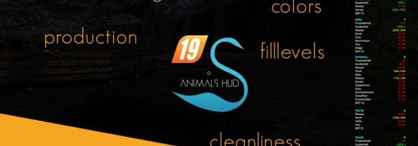 Animals HUD v3.2.0.0