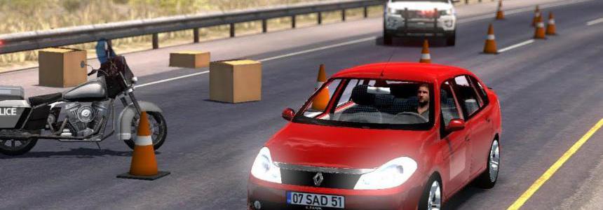 [ATS] Renault Symbol 2009 1.33.x