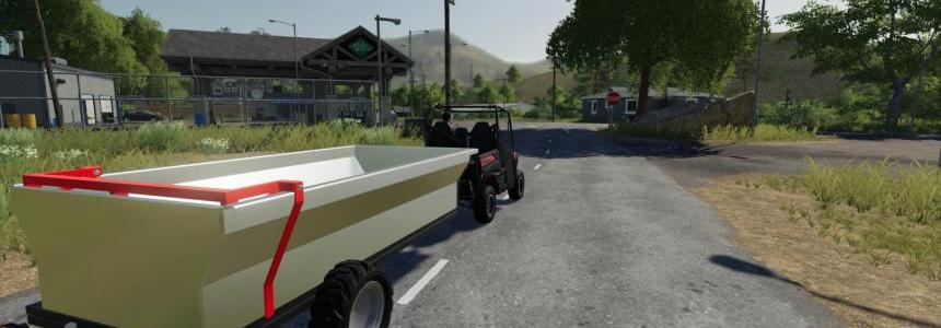 ATV Tipper Trailer v1.0