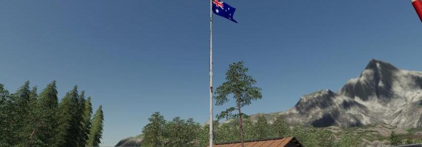 Australia Flag v1.0.1