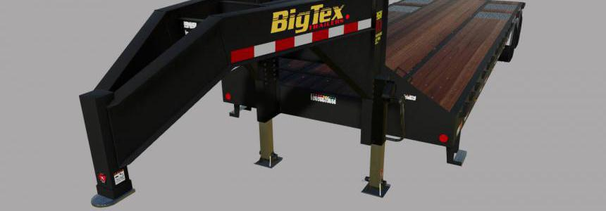 Big Tex Trailer 22GN/PH v1.0