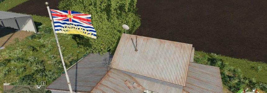 British Columbia flag v1.0.0.0