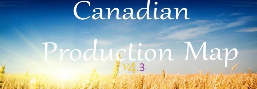 Canadian Production Map v4.3