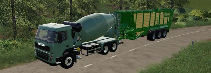 Cement Truck v1.0.0.0