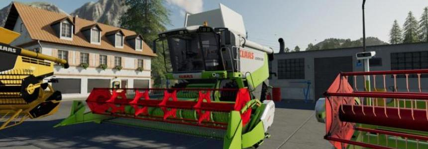 CLAAS MOD PACK v1.0.0.0