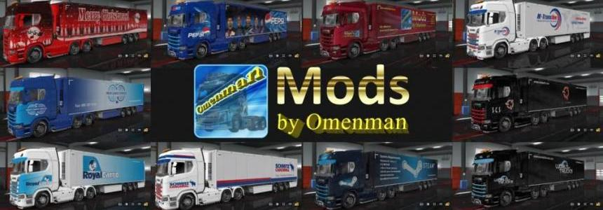 Combo Pack by Omenman v1.04.0