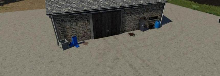 Converted stone building v1.0