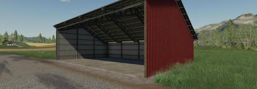 Corrugated Machineshed v1.0.0.0