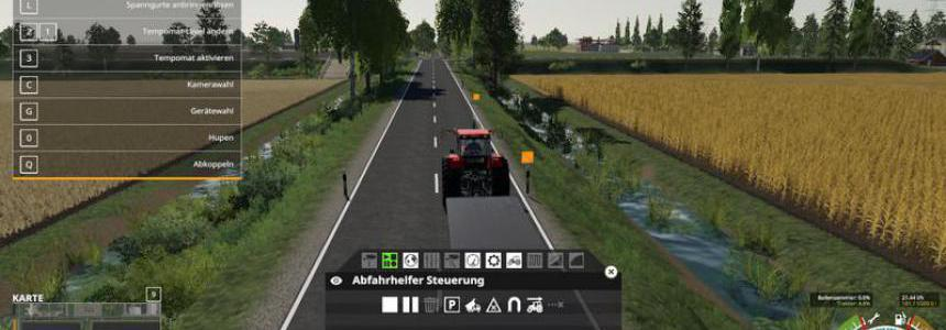 Courseplaykurse for Nordfriesische Marsch v1.1