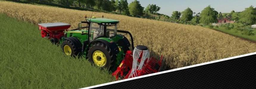 Create Kuhn DC 401 for Fields & Sowing v1.0.0.7