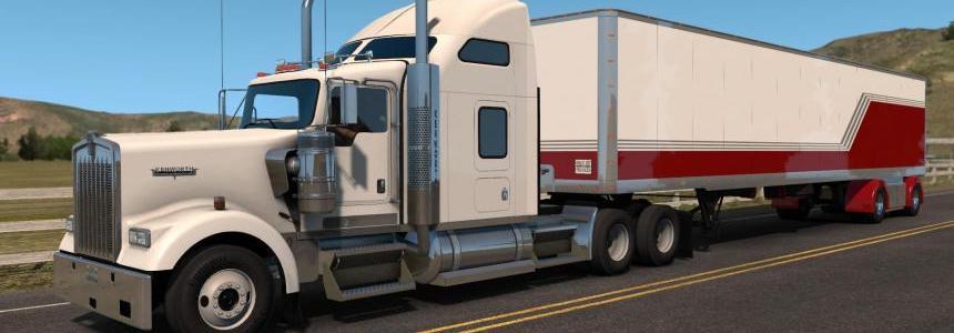 Custom 53 trailer v1.5 1.33.x