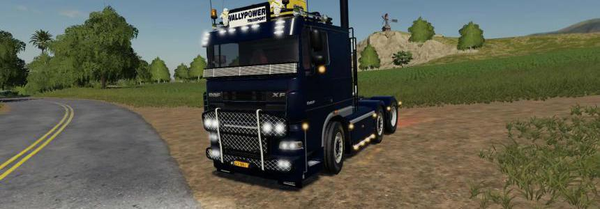 DAF 105 XF Truck v1.0.0.0
