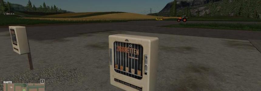 DDR Zigarettenautomat v1.0