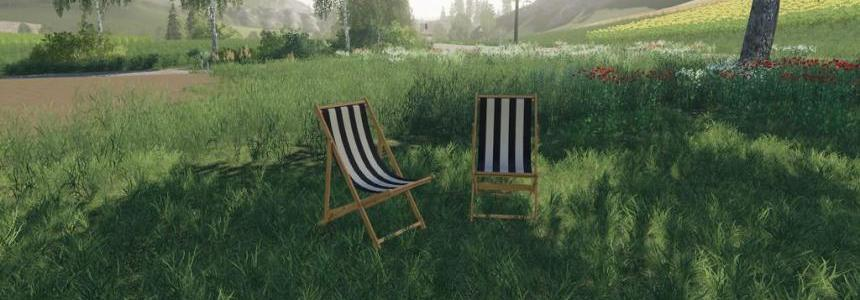 Deck Chair For Sleeping v1.0.0.0