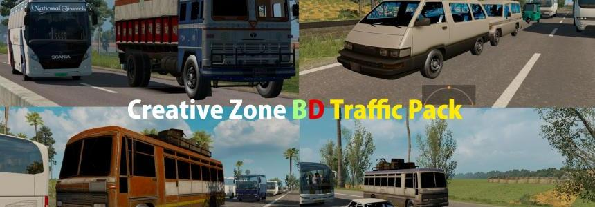 Deshi Traffic Pack 1.31