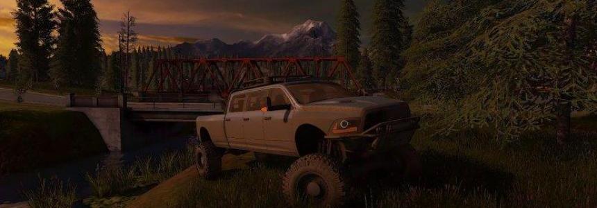 Dodge Mega Ram v1.0.0.0